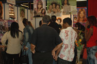 Photos Salon Black Beauty 2009